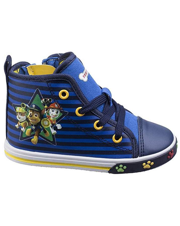 Paw Patrol Boys Lace Up Boot