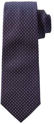 Banana Republic Geo Weave Silk Nanotex® Tie