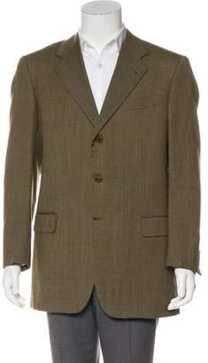 Barneys New York Barney's New York Wool Notch-Lapel Blazer