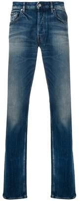 Stone Island classic slim-fit jeans