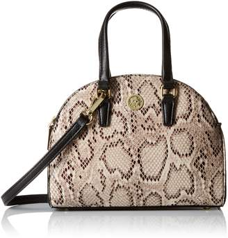 Anne Klein It's The One Dome SM Satchel Bag