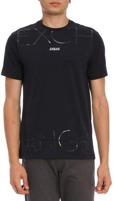 Armani Collezioni Armani Exchange T-shirt T-shirt Men Armani Exchange