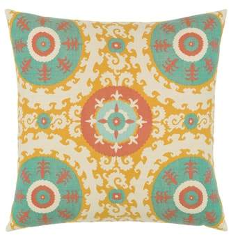 Suzani Candy Indoor/Outdoor Accent Pillow