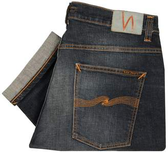 Nudie Jeans Dude Dan Jeans - Dark Authentic Wash