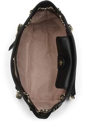 Large Leather Hobo