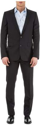 Christian Dior Two Piece Pinstriped Suit