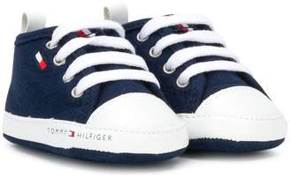 Tommy Hilfiger Junior lace-up sneakers