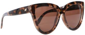 Le Specs Liar Liar Sunglasses $59 thestylecure.com
