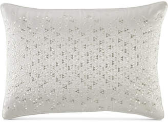 Hotel Collection Gilded Geo Embroidered King Sham