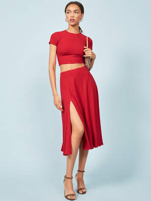 Reformation Haluna Two Piece
