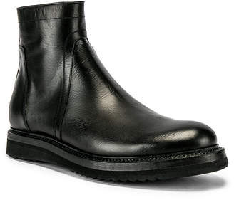 Rick Owens Creeper Boots in Black | FWRD