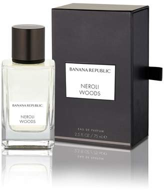 Banana Republic Icon Collection Neroli Woods Eau De Parfum 75ml - No Colour