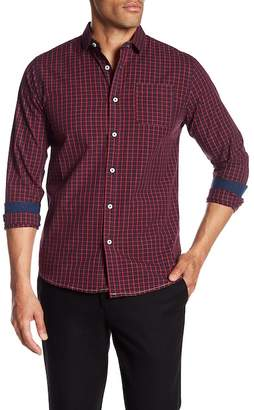 Descendant Of Thieves Red Plaid Woven Shirt