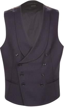 Tagliatore Double Breasted Vest