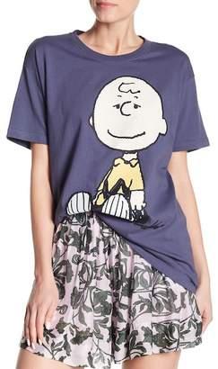 Paul & Joe Sister Charlie Brown Short Sleeve Graphic Tee