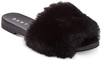 DKNY Amy Flat Sandals