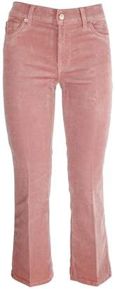 Seven London Cropped boot trousers