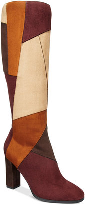 Impo Omega Patchwork Boots $120 thestylecure.com