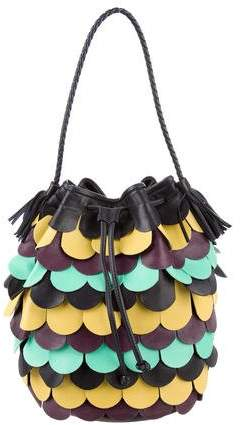 Missoni Tiered Bucket Bag