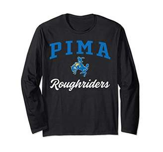 Pima High School Roughriders Long Sleeve T-Shirt C3