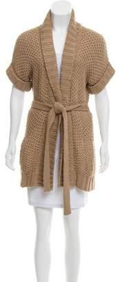 Lilly Pulitzer Open Knit Longline Cardigan