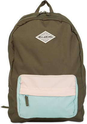 Billabong School's Out Colorblocked Backpack