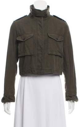 Rag & Bone Button Up Long Sleeve Jacket