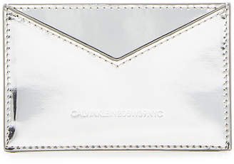 Calvin Klein Leather Cardholder