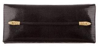Tom Ford Embossed E/W Clutch