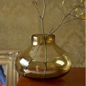 Blissliving Home Mette Amber Vase