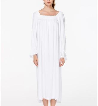 Black Label Diana Midi Nightgown