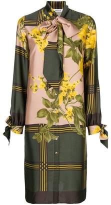 P.A.R.O.S.H. Pacato shirt dress