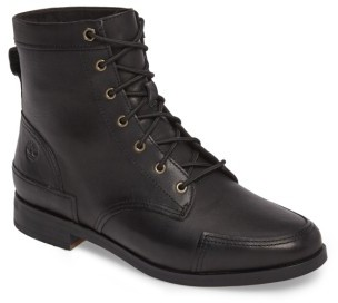 Women's Timberland Somers Falls Lace-Up Boot $149.95 thestylecure.com