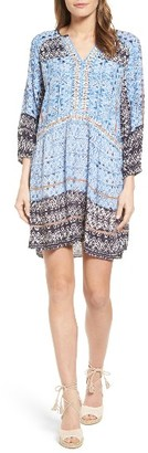 Women's Nic+Zoe Sunny Days Tunic Dress $168 thestylecure.com