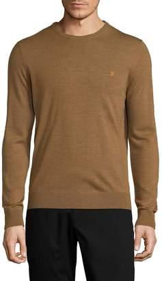Farah Men's Mullen Crewneck Sweater