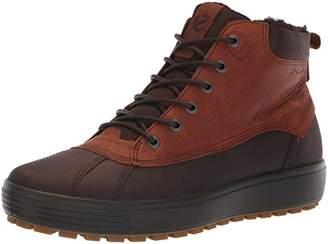 Ecco Men's Soft 7 TRED High Top Hydromax Sneaker