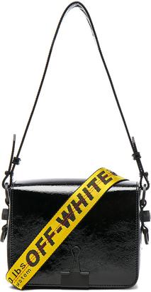 OFF-WHITE Flap Bag $973 thestylecure.com