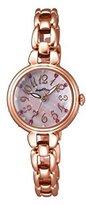 Angel Heart (エンジェル ハート) - エンジェルハート AngelHeart フラワリータイム ピンクパール スワロフスキー FT24PP [国内正規品] レディース 腕時計 時計