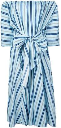 Tome striped tunic-dress