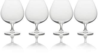 Mikasa Julie 4-pc. Brandy Glass Set