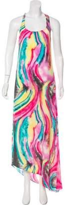 Rory Beca Silk Maxi Dress w/ Tags