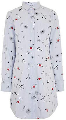 Topshop MATERNITY Printed Nightshirt