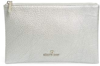 Celine Dion Adagio Leather Zip Pouch