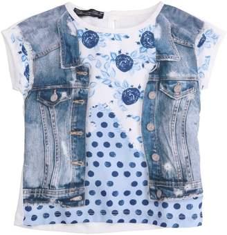 Blumarine JEANS T-shirts - Item 12290184FL