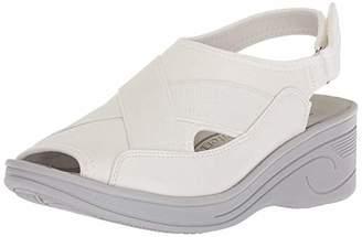 Easy Street Shoes Women's Delight Wedge Sandal