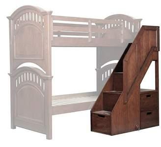 LOFT Pulaski Explorer Bunk Bed Steps (Steps kit only) - Right 2 Home