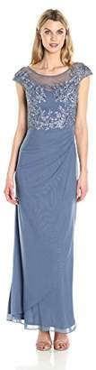 Decode 1.8 Women's Cap Sleeve Dress with Embroidery