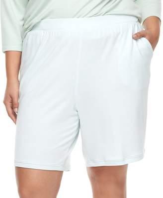 Sonoma Goods For Life Plus Size SONOMA Goods for Life Bermuda Pajama Shorts