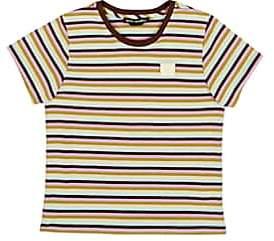 Acne Studios Kids' Striped Cotton T-Shirt