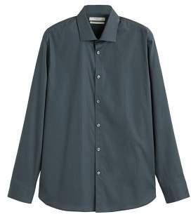 Mango man MANGO MAN Slim-fit stretch cotton shirt